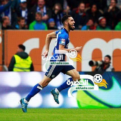 نبيل بن طالب ضمن قائمة ثلاثة أفضل لاعبين صاعدين في الدوري الألماني 25