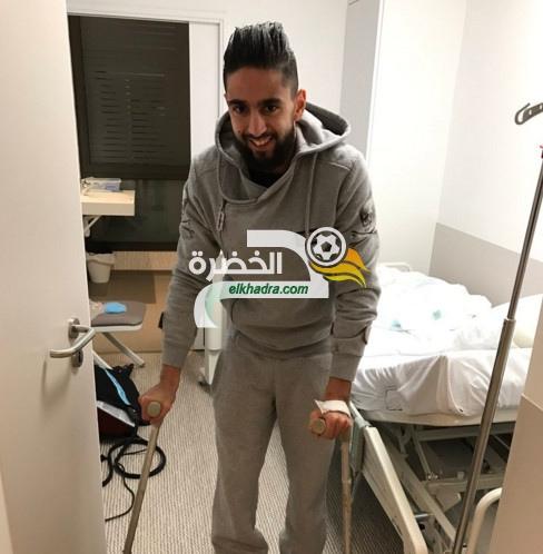 رياض بودبوز يخضع لجراحة ناجحة في غضروف الركبة 29