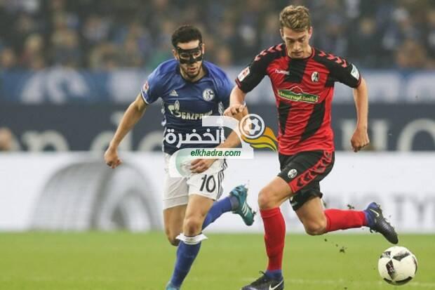 بن طالب أساسي و شالك يتعادل أمام فرايبورغ ضمن الجولة 15 من الدوري الألماني 24