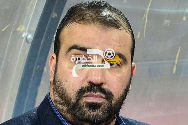 مضوي يستقيل من تدريب نادي وفاق سطيف 30