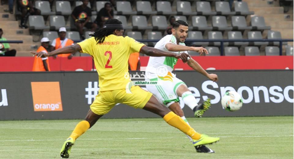 تصفيات كان 2021 : مباراة الجزائر-زيمبابوي رسميا دون جمهور 27
