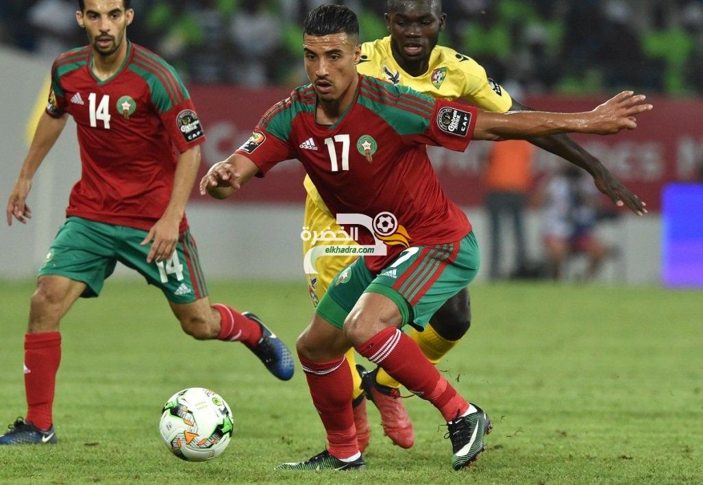 برنامج المنتخب المغربي تحسبا لنهائيات كأس أمم إفريقيا 2019 30