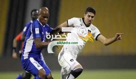 بونجاح يتصدر قائمة هدافي الدوري القطري ب21 هدفًا 7