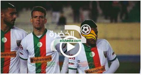 فيديو : هدف زكريا منصوري العالمي ضد وفاق سطيف ( مولودية الجزائر 1-0 وفاق سطيف 29