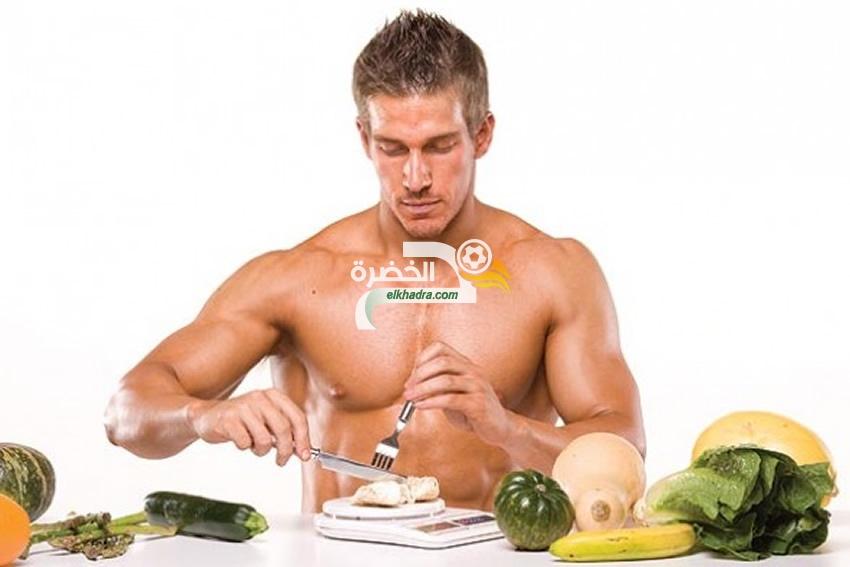 عمليات بناء البروتين في جسمك لبناء المزيد من كتلة العضلات ؟ 24