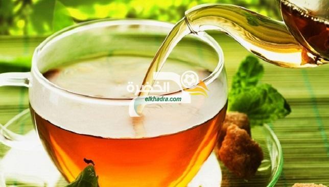 تعرف على فوائد الشاي الاخضر و الزنجبيل لصحة الإنسان 23
