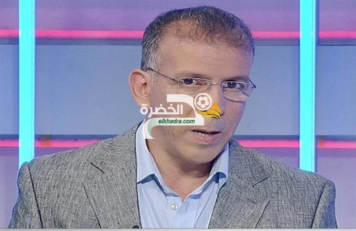 حفيظ دراجى : روراوة أصاب بابتعاده عن رئاسة الاتحاد الجزائرى 31