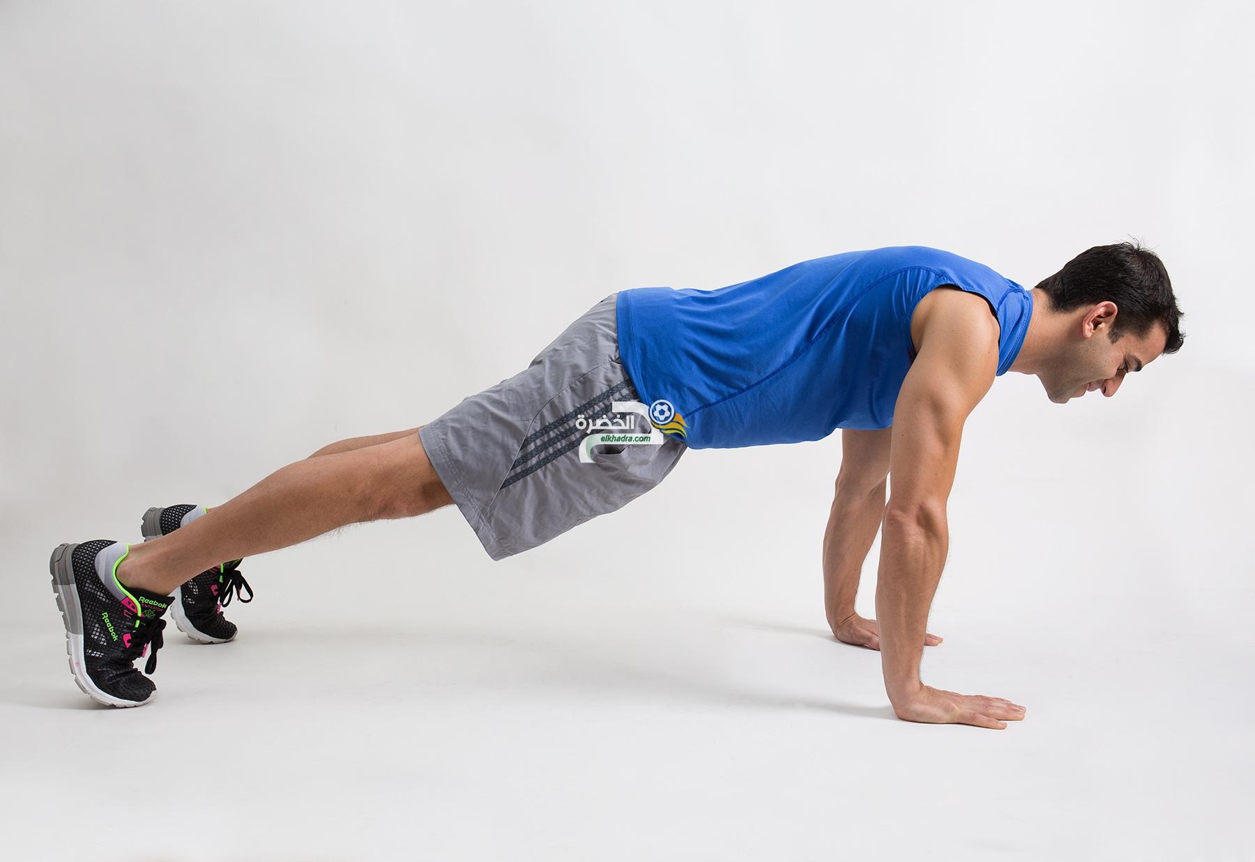 تمارين الضغط Pompes يوميا تفيد في تقوية عضلات الصدر؟ 25
