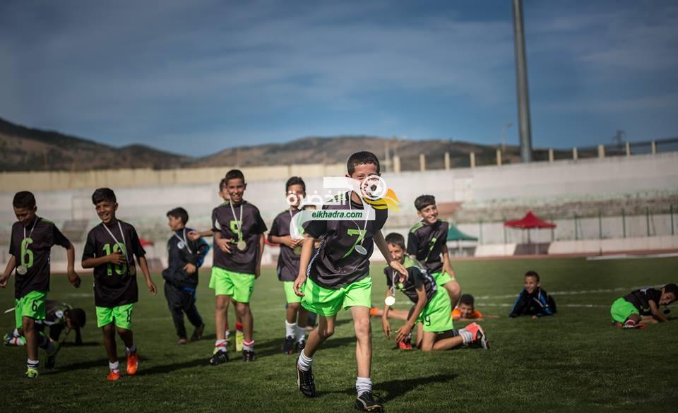 شبان جيجل يمثلون الجزائر في النهائيات العالمية لكأس دانون في الولايات المتحدة 37