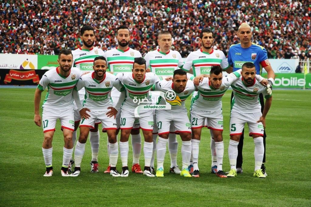 مولودية الجزائر تطلب مواجهة ريال مدريد وديا بملعب 5 جويلية 24