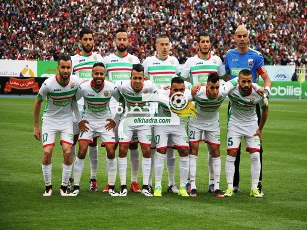 مولوديّة الجزائر و اتحاد الجزائر في قمة الجولة ال 24 24