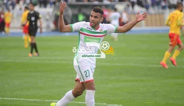 حشود يقرر البقاء لموسم آخر في مولودية الجزائر 24
