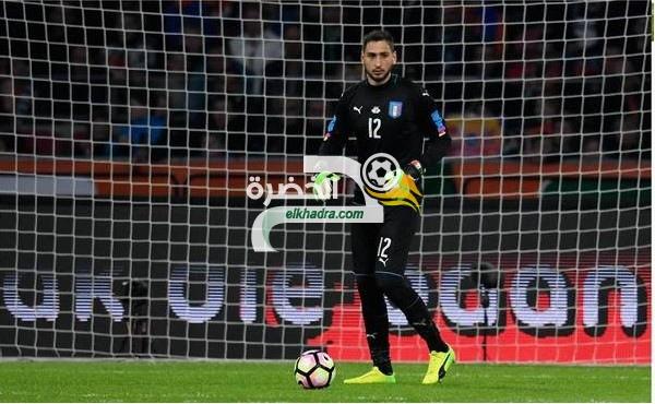 دوناروما في مفاوضات مع نادي برشلونة 9