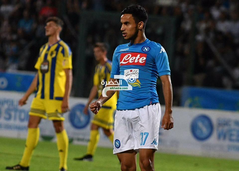 نابولي يعرض الجزائري أدم اوناس على نادي روما 37