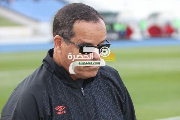 شارف يستقيل من من المديرية الفنية للفاف 24