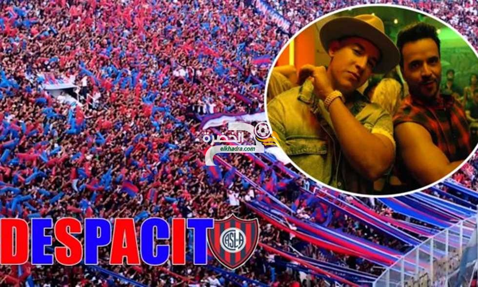 ديسباسيتو Despacito.. الأغنية التي أثرت على كرة القدم 30