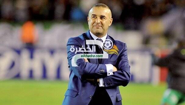 بن شيخة يقرر الرحيل عن نادي مولودية وجدة 66