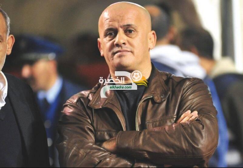 """عمر غريب: """"أنا عندي تاريخ في مولودية الجزائر """" 24"""
