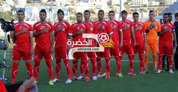 الاحتلال الاسرائيلي يعرقل سفر المنتخب الفلسطيني للجزائر 28