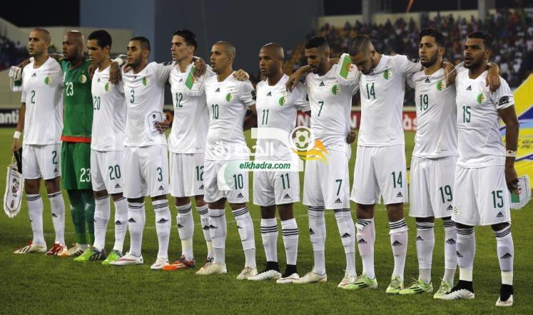 ضبط توقيت مباراتي الخضر مع زامبيا 26