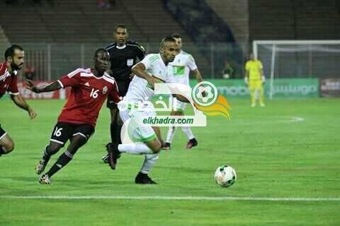 الجزائر 1-2 ليبيا : الخضر يرهنون حظوظهم في التأهل إلى شــان 2018 41