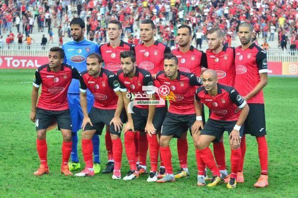 دوري أبطال إفريقيا: اتحاد الجزائر يسقط على أرضه أمام ماميلودي صانداونز 32