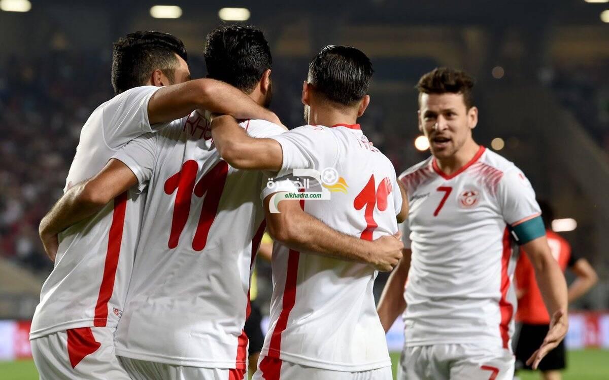 تونس بتعداد مكتمل للمباراة الودية ضد المنتخب الكاميروني 21