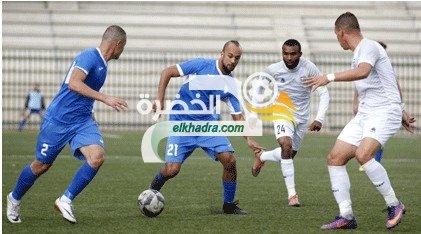 نتائج و ترتيب بطولة وطني الهواة: هلال شلغوم العيد يعود بالتعادل من إتحاد خنشلة 30