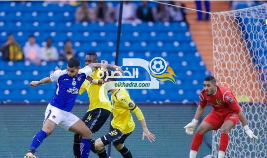 الهلال يتعادل مع الاتحاد في قمة دوري المحترفين السعودي 41