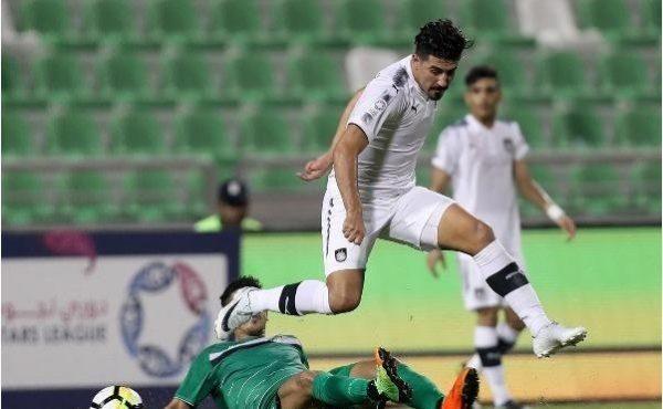 بغداد بونجاح يتصدر هدافي الدوري القطري 24