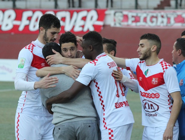 تأهل شباب بلوزداد واتحاد الحراش إلى ربع نهائي كأس الجزائر 24