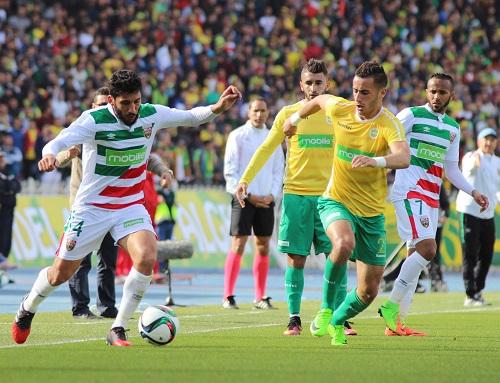 مباراة مولودية الجزائر وشبيبة القبائل بملعب 5 جويلية 24