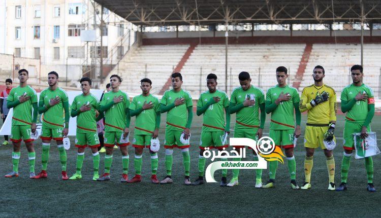 مدرب المنتخب الجزائري - 20 سنة يعلن قائمة موسعة تضم 34 لاعبا 30