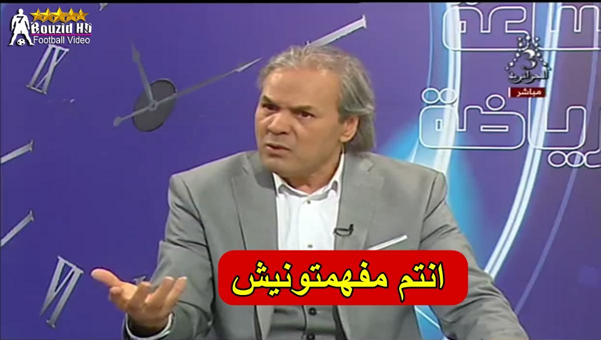 ماجر يوضح بخصوص الترشح لرئاسة الفاف !! 1