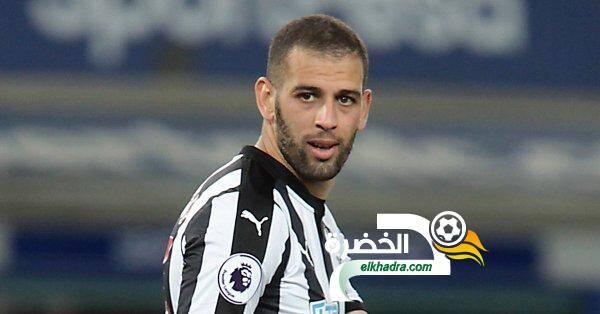 الدولي الجزائري اسلام سليماني يتفق مع ليون الفرنسي بعقد ل 18 شهر . 33