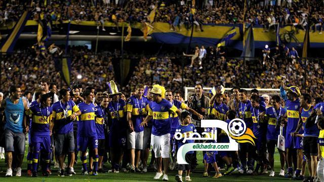 بوكا جونيورز بطلا للدوري الأرجنتيني 31