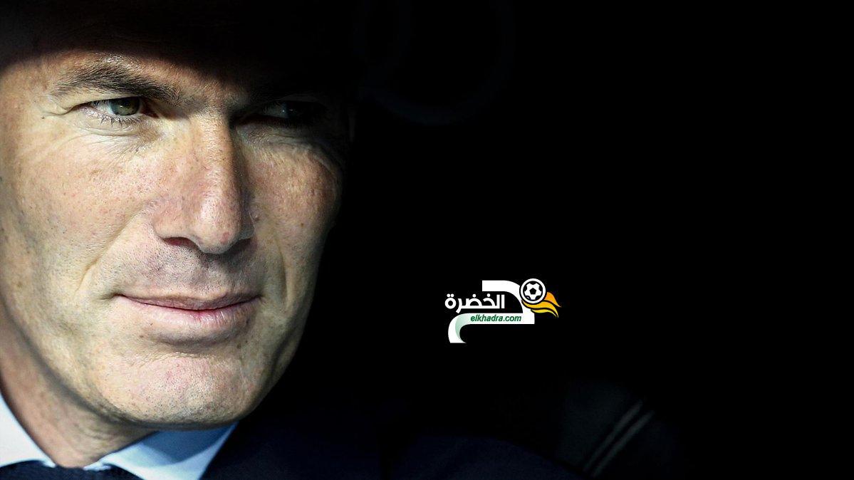 الصحافة الاسبانية تكشف رد فعل إدارة ريال مدريد تجاه بيان زيدان 6