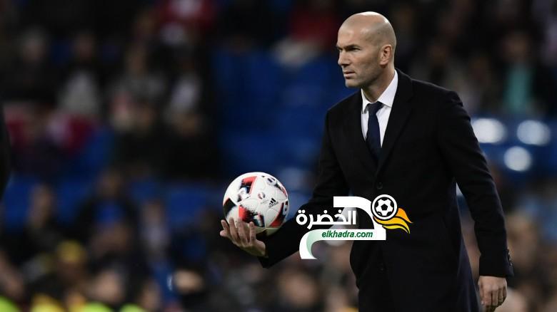"""زيدان : """"لن أرحل عن ريال مدريد.. سنقاتل للنهاية"""" 25"""