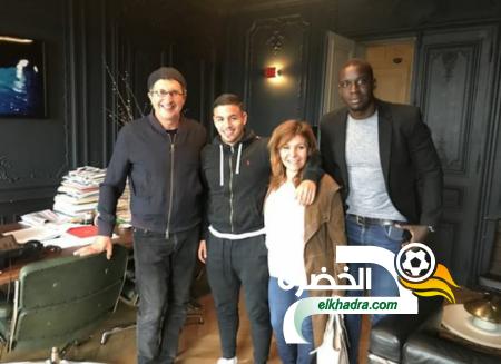 """سامي فيدال في حوار مع الخضرة :"""" تربيت على الثقافة الجزائرية وأنا فخور بأصولي الجزائرية """" 27"""