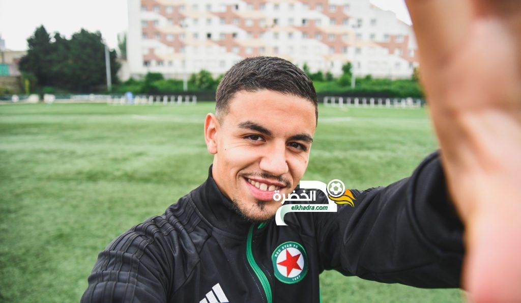 """سامي فيدال في حوار مع الخضرة :"""" تربيت على الثقافة الجزائرية وأنا فخور بأصولي الجزائرية """" 53"""