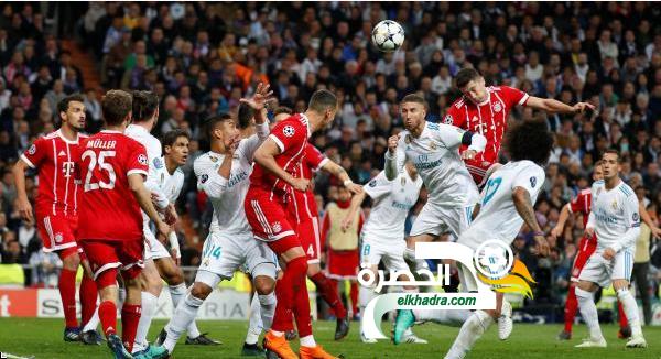 """كريم بنزيما يقود طائرة ريال مدريد إلى نهائي """"كييف"""" 34"""