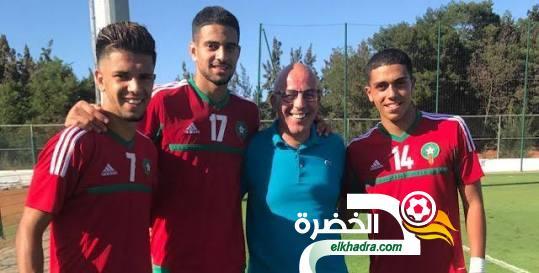 حصري // دولي مغربي متحمس لتمثيل الخضر مستقبلا ! 54