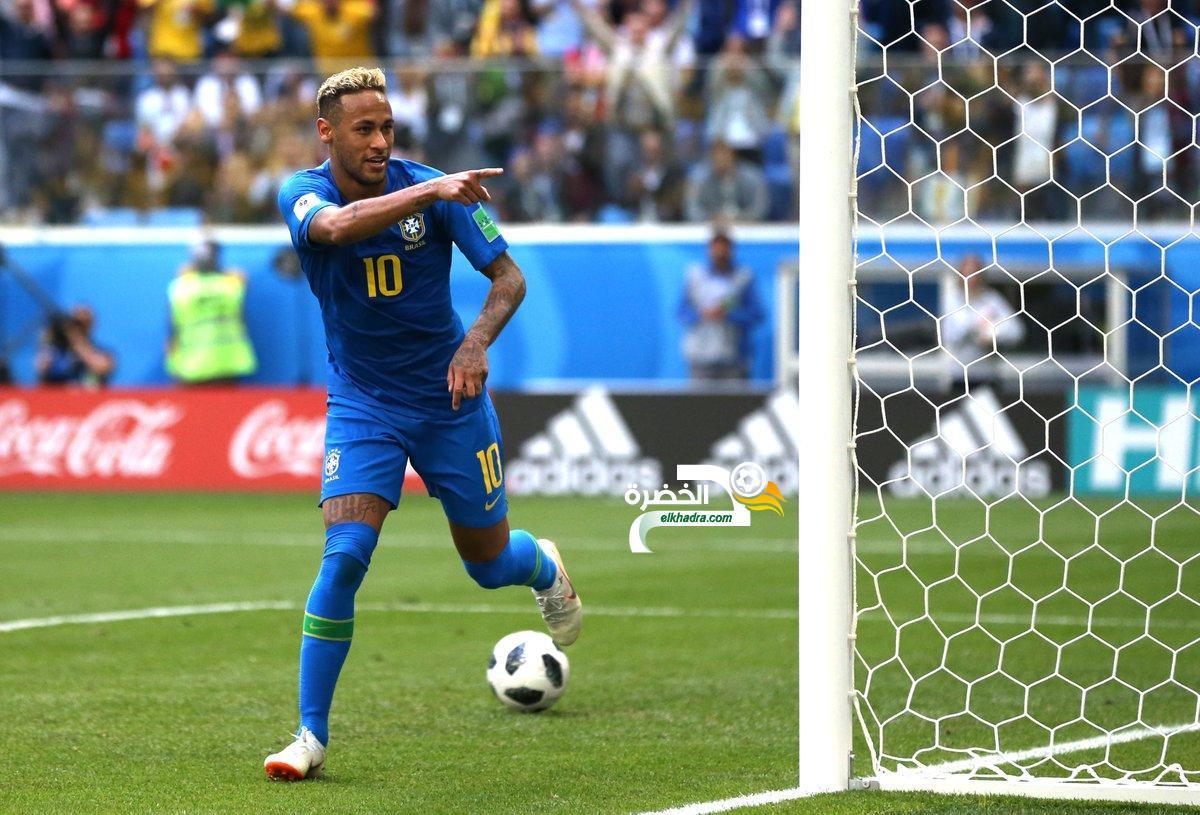 البرازيل 2-0 كوستاريكا : السيليساو ينجح بالفوز في الوقت بدل الضائع! 42