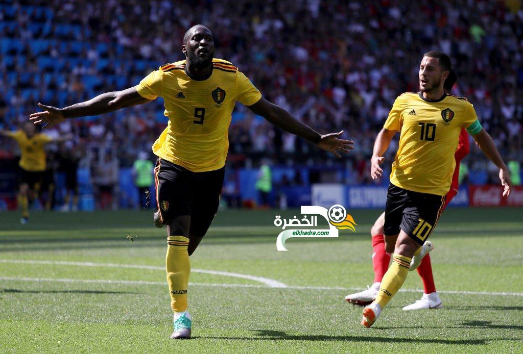 تونس 2-5 بلجيكا : خمسة أهداف لبلجيكا لأول مرة في كأس العالم! 27