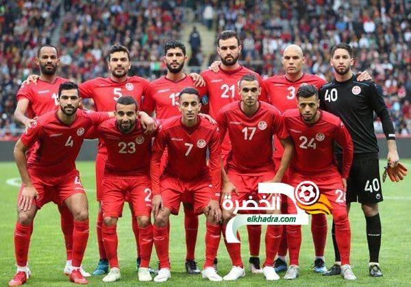 المنتخب التونسي يتعادل سلبيا مع الكاميرون 19
