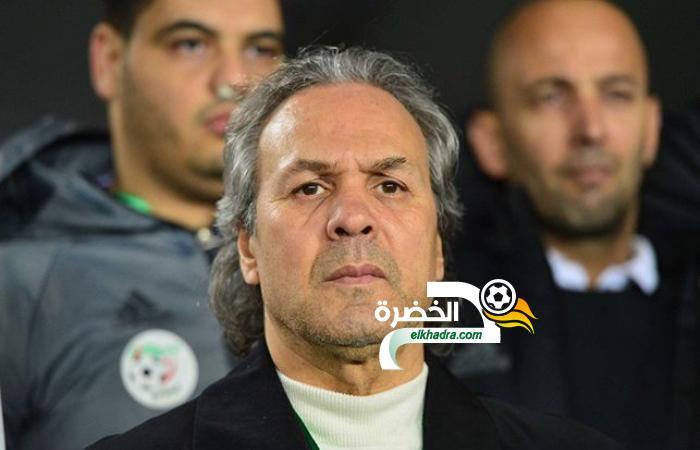 رابح ماجر: لم أتوقع تتويج المنتخب الجزائري بأمم أفريقيا ورشحت مصر 30
