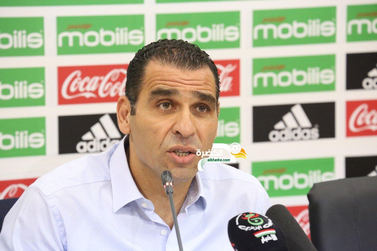 زطشي يعلن احتضان وهران لأكاديمية لكرة القدم جديدة 24