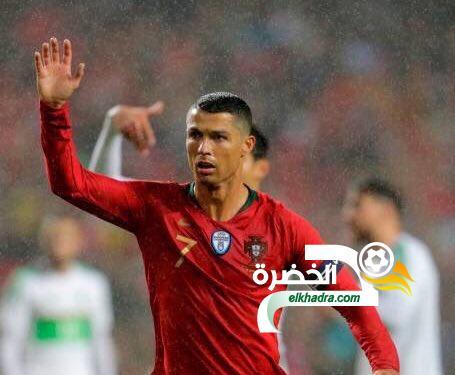 كريستيانو رونالدو يعود إلى قائمة منتخب البرتغال 28
