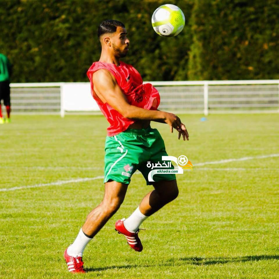 المغترب ياسين بن عطا الله مهتم باللعب في البطولة الجزائرية ! 1
