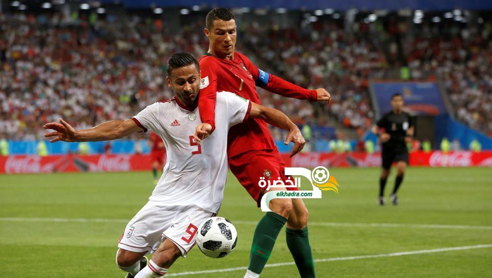 البرتغال تتعادل مع إيران وتنهي المجموعات في المركز الثاني! 23
